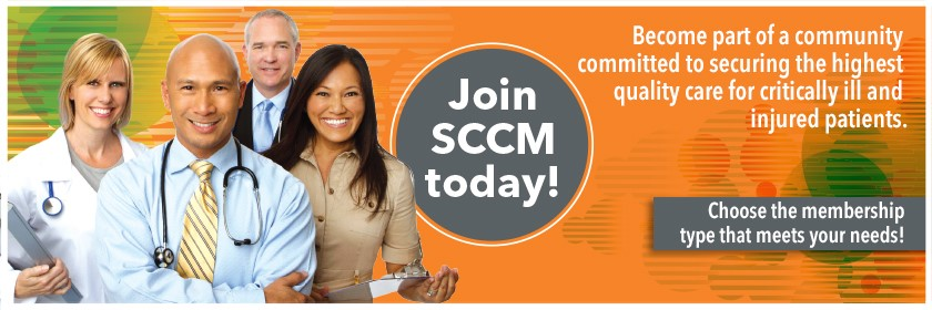 SCCM | Society of Critical Care Medicine